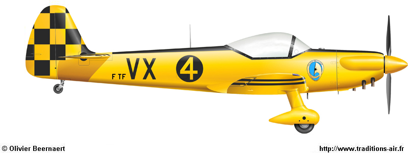 Avions Cap 10B 20 230 Dyn'Aero CR100 EVAA Equipe de ...