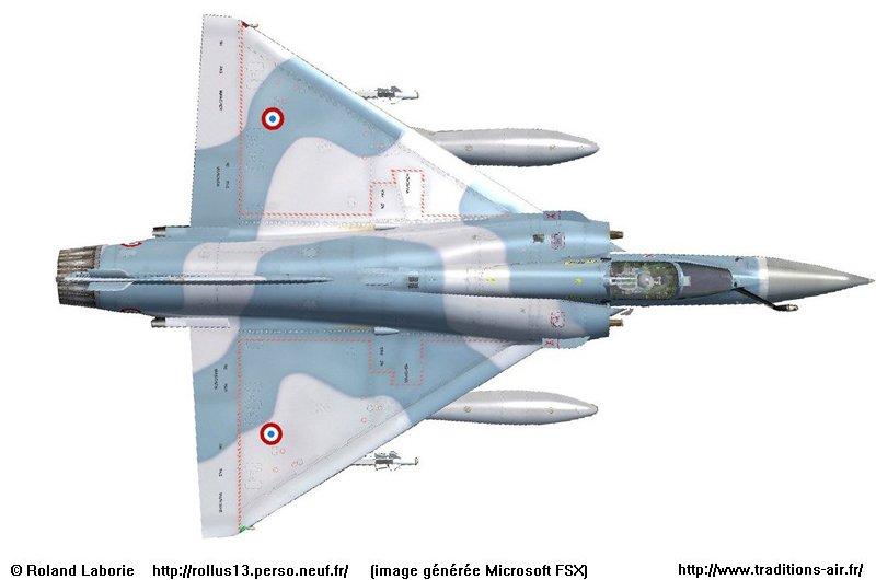 N 176 78 Avions Mirage 2000 5 De D 233 Fense A 233 Rienne