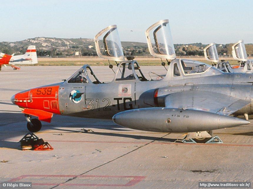 Ecole de l 39 air division des vols dv 05 312 de salon de provence - Ecole de l air de salon de provence ...