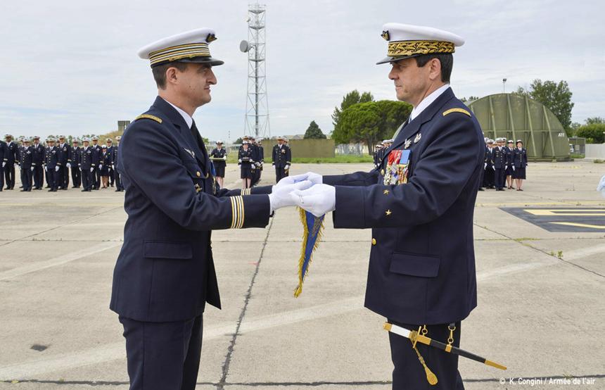 French Commandant Armée de L'Air